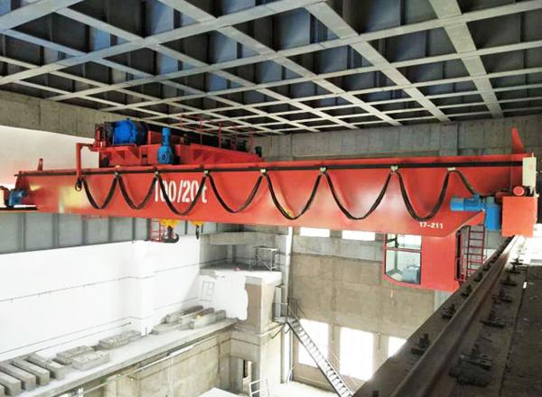 电动葫芦桥式起重机
