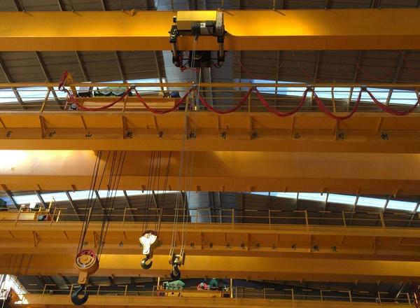 矿山电动单梁起重机