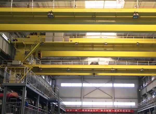 新型电动吊钩桥式起重机